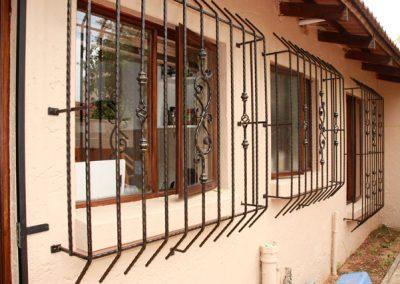 burglar bars designs